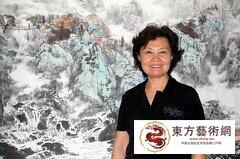 刘菊――情系太行山水画