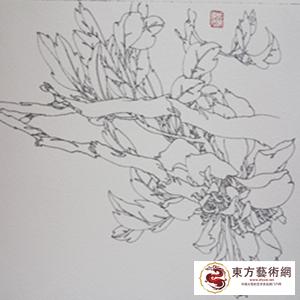 白描系列――竹