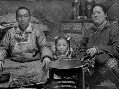 中国游牧蒙古人