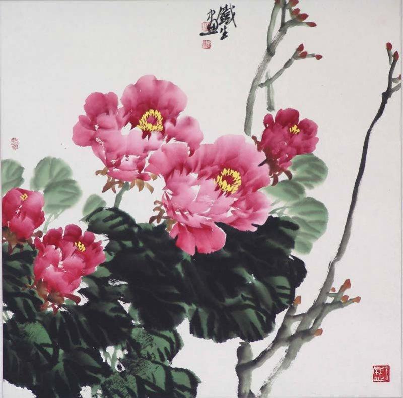 索铁生――《花开一曲奏阳春》