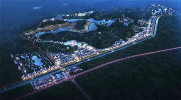 """禅域小镇――真正的""""佛系""""旅游度假区"""